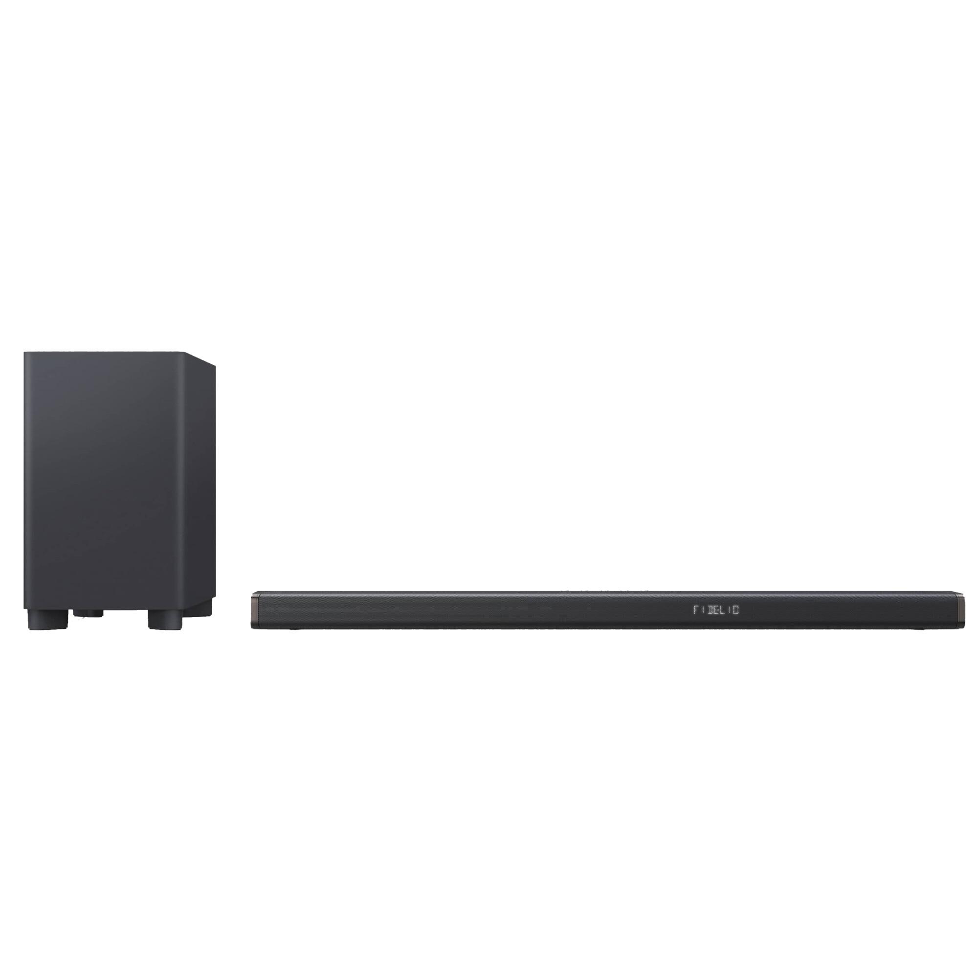 Fotografie Soundbar Philips B95/10, 5.1.2, 410W, Subwoofer Wireless, Dolby Atmos, Negru