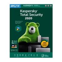 Kaspersky Total Security Magyar 3 Felhasználó 1 év online (Digitális Kulcs)