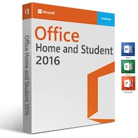 Microsoft Office 2016 Home & Student 79G-04294 (Digitális Kulcs)