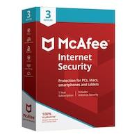 McAfee Internet Security 2020 (3 Device/1 Year) (MIS00GEU3RAP) (Digitális Kulcs)
