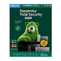 Kaspersky Total Security (1 Device/1 Year) (KL1949OCAFS) (Digitális Kulcs)