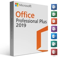 Microsoft Office Pro Plus 2019 79P-05729 (Digitális Kulcs)