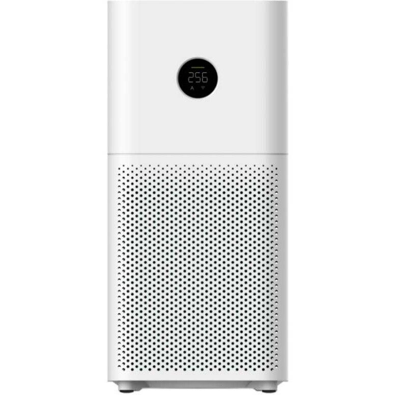 Fotografie Purificator de aer Xiaomi Mi 3C, CADR 320 m3/h, Filtru HEPA, Mod Noapte, Display LED, Mi Home, BHR4518GL, Alb