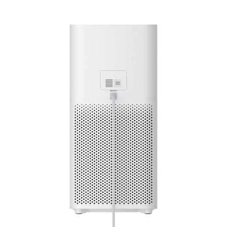 Purificator de aer Xiaomi Mi 3C, CADR 320 m3/h, Filtru HEPA, Mod Noapte, Display LED, Mi Home, BHR4518GL, Alb