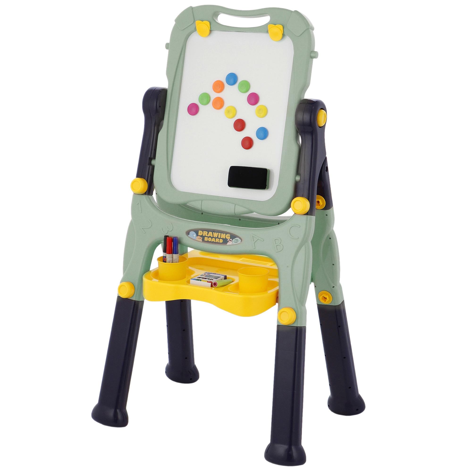 Fotografie Tabla M-Toys multifunctionala, verde