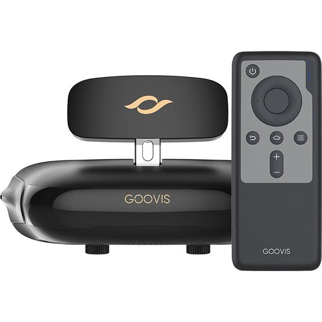 Fotografie Ochelari VR GOOVIS Pro P2 + D3 Media Player
