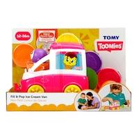 Играчка Tomy - Камион за сладолед