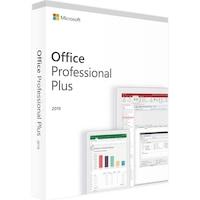 Microsoft Office Professional Plus 2019 Retail (Költöztethető) Digitális Licensz Kulcs KEYWORLD