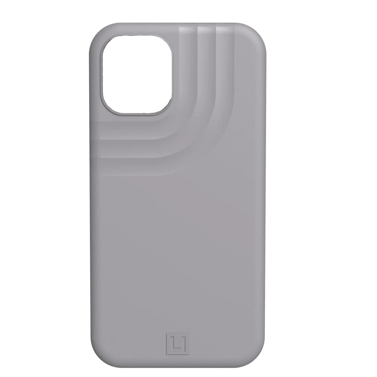 Fotografie Husa de protectie Anchor iPhone 12 Mini, Light Gray