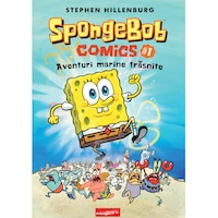 Spongebob cosmics 1: Aventuri marine trasnite, Stephen Hillenburg