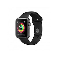 Apple Watch S3, Okosóra, Fekete