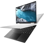 """Лаптоп Dell XPS 9310 ( 2 in 1 ), Intel Core i5-1135G7 (8MB Cache, up to 4.2 GHz), 13.4"""" 16:10 FHD+ WLED Touch (1920 x 1200), HD Cam, 8GB 4267MHz LPDDR4, 256GB PCIe NVMe x4 SSD on board, Intel(R) Iris Xe Graphics, Wi-Fi 6, BT 5.0, Backlit KBD, FPR"""