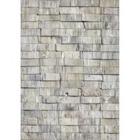 Самозалепващо фолио Gekkofix, Сив, Дървени дъски, 45см x 2м