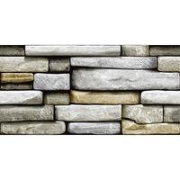 Самозалепващото фолио Gekkofix Правоъгълни камъни, 45см x 2м