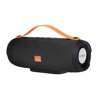 Boxa portabila Savio BS-023, 2x5W, Bluetooth, Functie handsfree, USB, SD, AUX, Radio FM, 1200 mAh, Negru