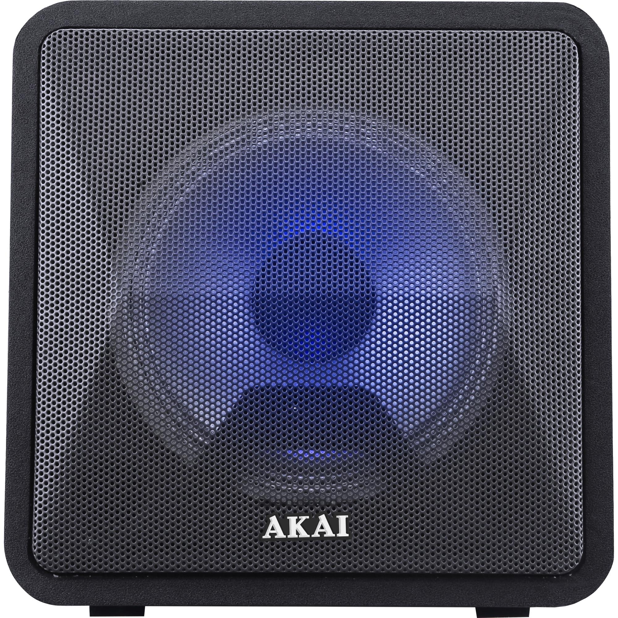 Fotografie Boxa portabila activa, AKAI ABTS-B6, Bluetooth 5.0