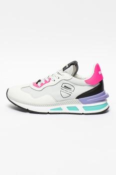Blauer, Hilex hálós anyagú sneaker bőrszegélyekkel