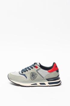 Blauer, Hilo telitalpú sneaker nyersbőr betétekkel