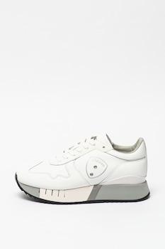 Blauer, Myrtle sneaker bőr szegélyekkel