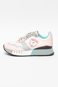 Blauer, Myrtle colorblock sneaker bevont részletekkel
