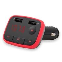 Savio TR-10 Bluetooth 5.0 FM transzmitter, gyors töltési funkció 2 A, beépített mikrofon, kihangosító funkció