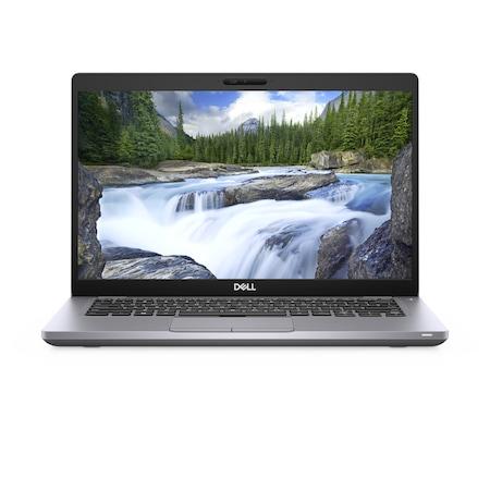 """Лаптоп Dell Latitude 5410, N012L541014EMEA.UBU.250SSD, 14"""", Intel Core i5-10310U 1.70 GHz - 4.40 GHz 6 MB Cache (4-ядрен), Intel UHD Graphics 620, 16GB 3200MHz DDR4, Сив"""