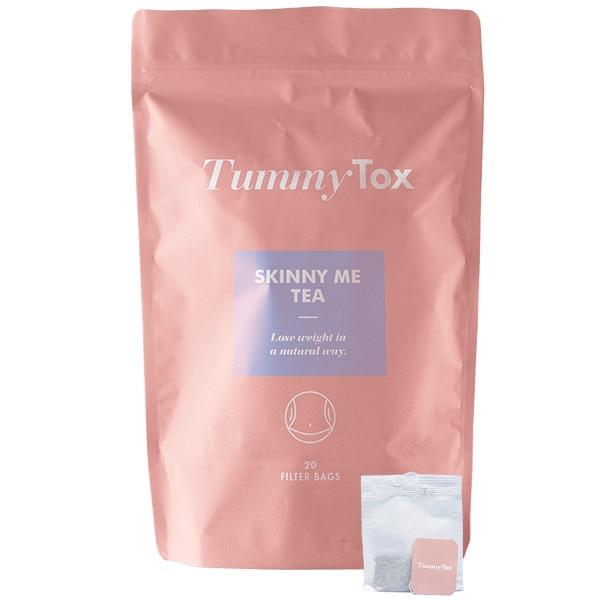 ceai de slabit tummytox