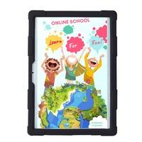 Smart TabbyBoo® EduLearn,Tablet a gyerekeknek,10.1 négymagos, 2 GB-os, DDR3 RAM 32 GB-os ROM, 3G, kettős SIM - Fekete