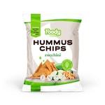 FOODY Free Hummus Chips Cukkinivel, 50 g