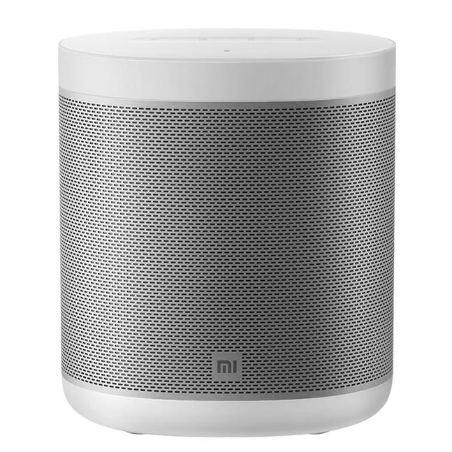 Fotografie Boxa Portabila inteligenta Xiaomi, asistenta Google Nest, chromecast audio, alb
