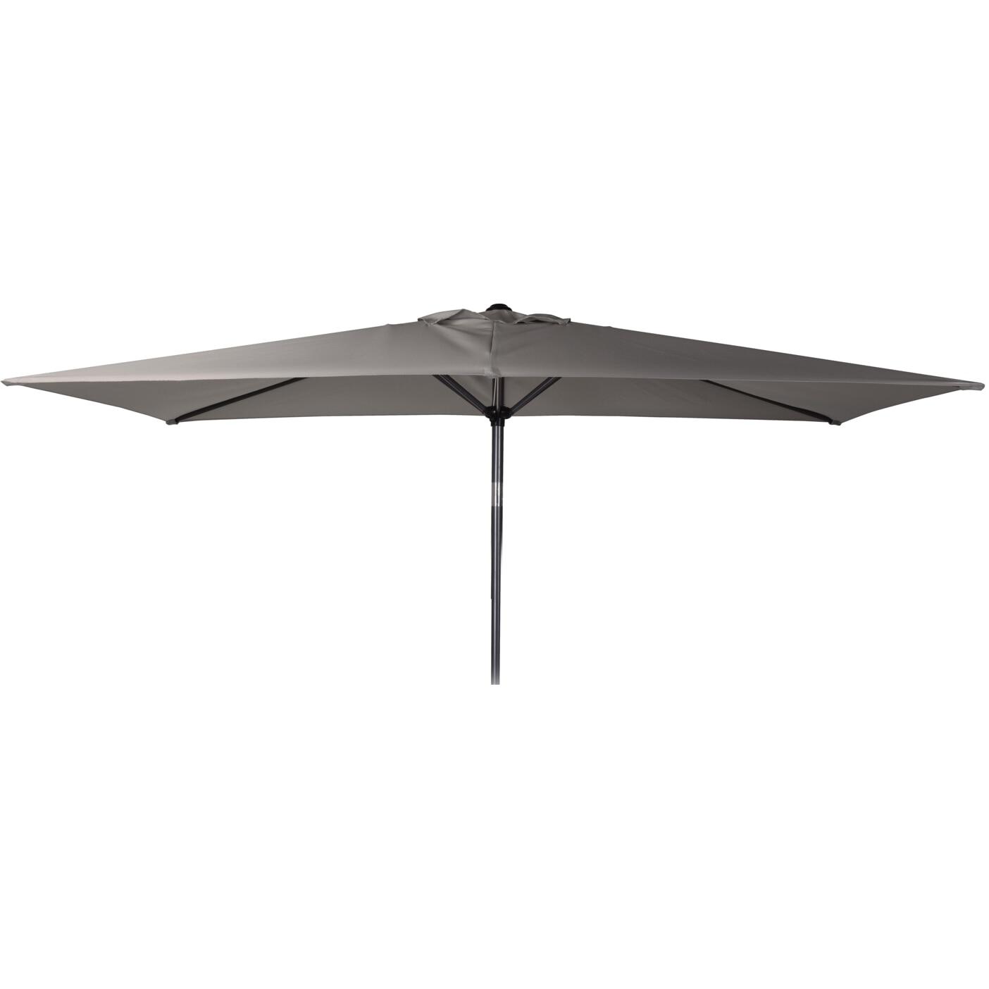 Fotografie Umbrela de soare Ambiance, 150x250cm, poliester 180 g/mp, gri deschis