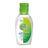 Dettol antibakteriális kézfertőtlenítő gél, 50 ml
