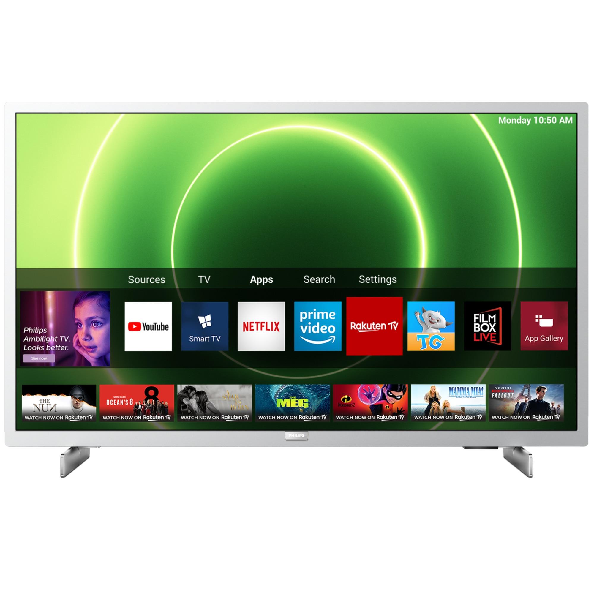 Fotografie Televizor Philips 32PFS6855/12, 80 cm, Smart, Full HD, LED, Clasa F