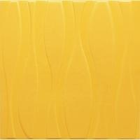 3D öntapadó tapéta, modern kivitelű, vízálló, könnyen tisztítható, méretei 70x70cm, arany Selling Depot ®