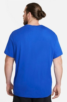 Nike, JDI kerek nyakú logós póló, Királykék