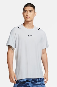 Nike, Dri Fit sportpóló, Világosszürke