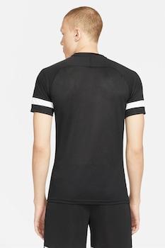 Nike, Dri-Fit Academy futballpóló, Fekete/Fehér