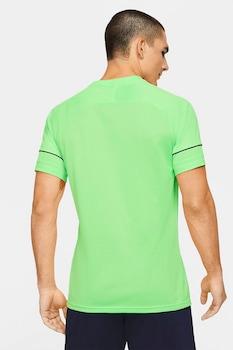 Nike, Dri-Fit Academy futballpóló, Neonzöld