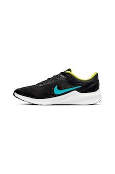 Nike, Обувки Downshifter 10 с контрасти, за бягане