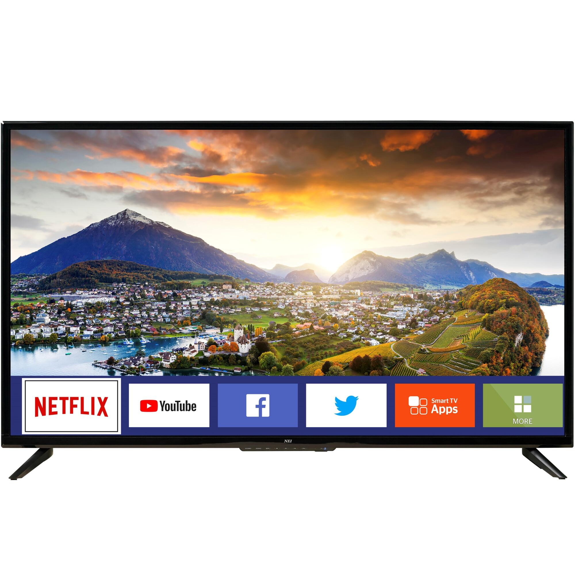 Fotografie Televizor Nei 32NE4700, 80 cm, Smart, HD, LED, Clasa F