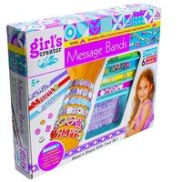 Kreatív készlet - karkötők gyerekeknek, többszínű, Robentoys®