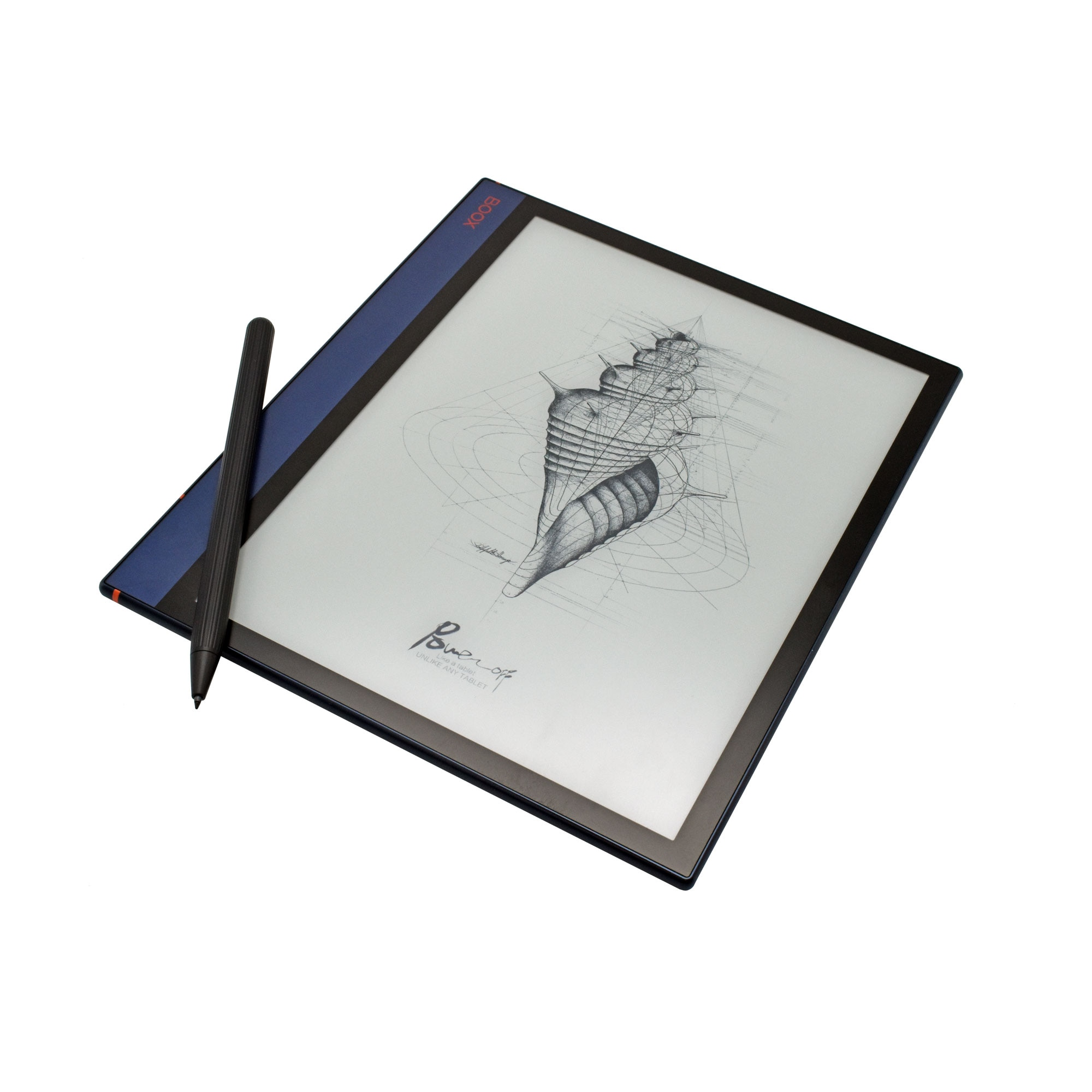 "Tableta E-Ink Onyx Boox Note AIR, 10.3"", 227 dpi E-ink, Octa-Core, 3+32GB,  Android 10, Albastru - eMAG.ro"