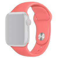 Силиконова каишка Case за Apple Watch 42/44 мм, Розов
