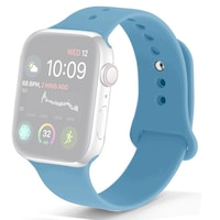Силиконова каишка Case за Apple Watch 38/40 мм, Син