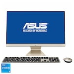 """Настолен компютър All-in-One ASUS V241EAK, 23.8"""", Intel® Core™ i5-1135G7, RAM 8GB, SSD 512GB, Intel® Iris® Xe Graphics, Endless OS"""