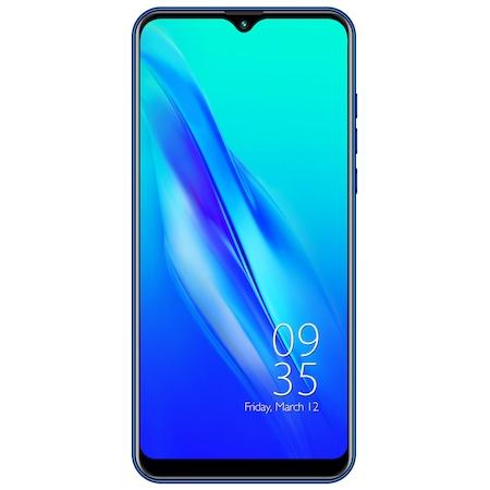 IHunt S21 Ultra 4G 2021, Mobiltelefon, kettős SIM, 16 GB, 2 GB RAM, 4 G, Kék