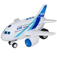 Gyermek Játék Repülőgép elemekkel, fényekkel és hangokkal, Robentoys®
