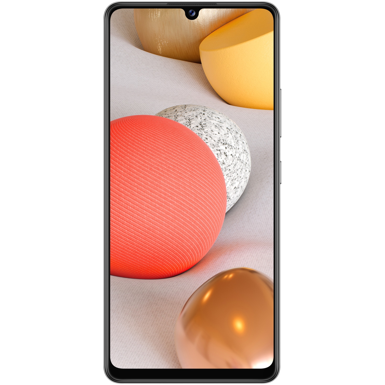 Fotografie Telefon mobil Samsung Galaxy A42, Dual SIM, 128GB, 5G, Prism Dot Gray