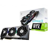 Placa video MSI GeForce® RTX™ 3090 SUPRIM X, 24GB GDDR6X, 384-bit