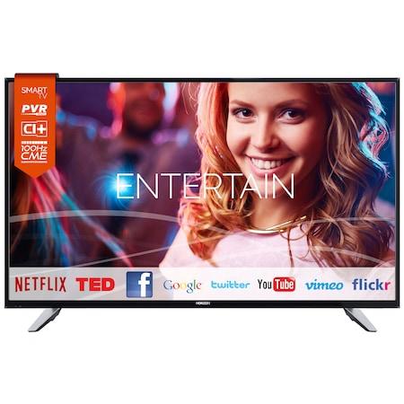 Televizor LED Smart Horizon, 140 cm, 55HL733F, Full HD, Clasa A+